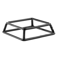 Elite Global Solutions SS762 2 inch Rubber Coated Steel Stand