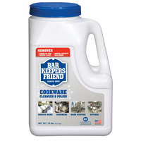 Bar Keepers Friend 11555 10 lb. / 160 oz. Cookware Cleansing & Polishing Powder - 4/Case