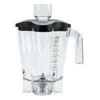 Hamilton Beach 6126-HBF600 64 oz. Polycarbonate Container for HBF600 Food Blender