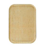 Cambro 1015203 10 1/8 inch x 15 inch Grass Mat Insert for 1520 Fiberglass Camtray - 24/Case