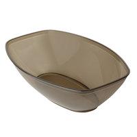 Fineline Platter Pleasers 3501-SM Smoke Half Gallon Luau Bowl - 50/Case