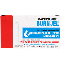 Medi-First Burn Jel Single Dose Packet - 6/Box