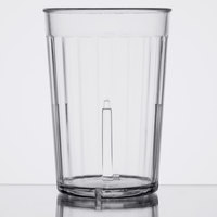GET 8805-1-CL Spektrum 5 oz. Clear SAN Plastic Tumbler - 72/Case