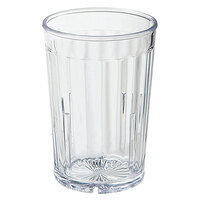 GET 8805-1-CL 5 oz. SAN Clear Plastic Spektrum Tumbler 72 / Case
