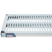 Metro MX1872G MetroMax i Open Grid Shelf with Removable Mat 18 inch x 72 inch