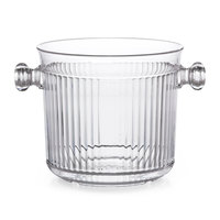 GET HI-2015-CL 2.5 Qt. Ice Bucket - 6/Case