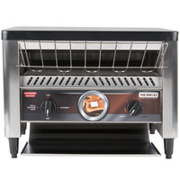 Nemco 6805 15 1/2 inch Wide Conveyor Toaster with 2 inch Opening - 220V, 3600W