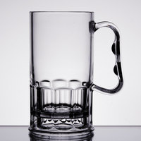 GET 00082-1-SAN-CL 10 oz. Beer Mug - 24/Case