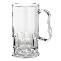 GET 00082-1-SAN-CL 10 oz. Beer Mug - 24 / Case