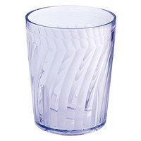 GET 2206-1-BL Tahiti 6 oz. Blue Customizable SAN Plastic Tumbler - 72/Case