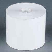 2 5/16 inch x 209' Thermal Gas Pump Paper Roll Tape - 50/Case