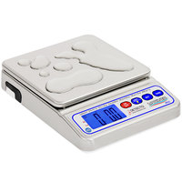 Cardinal Detecto WPS12 Mariner Waterproof 12 lb. Digital Scale