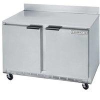 Beverage-Air WTF36AHC 36 inch Two Door Compact Worktop Freezer