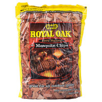 Mesquite Wood Chips 2.4 lb.