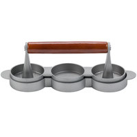 Weston 83-2011-RT 3 Slot Mini Hamburger Press