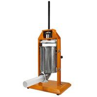 Weston 73-0501-W 5 lb. Vertical Manual Sausage Stuffer