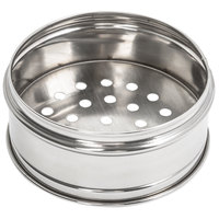Town 36508 8 1/4 inch Stainless Steel Dim Sum Steamer - 12/Pack