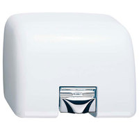 Bobrick B-708 AirGuard No-Touch Surface Mount Hand Dryer - 115V, 2300W