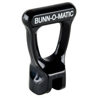 Bunn 29163.0001 Black Plastic Faucet Handle for Coffee Servers and Iced Tea Dispensers