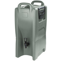 Carlisle IT50062 Olive Green 5 Gallon Insulated Beverage Server