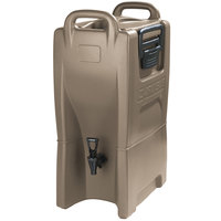 Carlisle IT50043 Caramel 5 Gallon Insulated Beverage Server