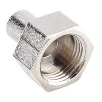 Bunn 35317.0000 Faucet Fitting for Dual Soft Heat Coffee Brewers