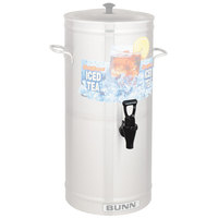 Bunn 03260.0010 Faucet Assembly with Non-Locking Black Handle and Sweet / Unsweet Labeling for TDS3 Iced Tea Dispensers