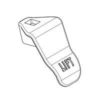 Bunn 45946.0000 Lift Faucet Handle for TD4 & TDON Iced Tea Dispensers