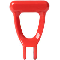 Bunn 07096.0003 Red Faucet Handle for U3 Coffee Urns