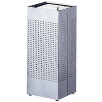 Rubbermaid SCSU Silhouettes Square Stainless Steel Sand-Top Urn (FGSCSUSS)