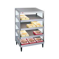 Hatco GRPWS-3618Q Glo-Ray 36 inch Quadruple Shelf Pizza Warmer - 2880W