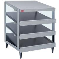 Hatco GRPWS-2424T Glo-Ray 24 inch Triple Shelf Pizza Warmer - 1800W