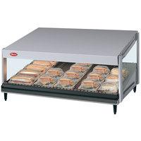 Hatco GRSDS-36 Glo-Ray 36 inch Slanted Single Shelf Merchandiser - 120V