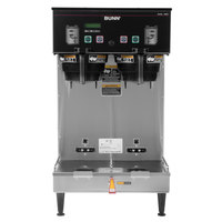 Bunn 33500.0046 BrewWISE Dual Soft Heat DBC Brewer - 120/208V-240V
