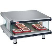 Hatco GR2SDS-42 Glo-Ray Designer 42 inch Slanted Single Shelf Merchandiser - 120V