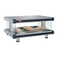 Hatco GR2SDH-60 Glo-Ray Designer 60 inch Horizontal Single Shelf Merchandiser - 120V