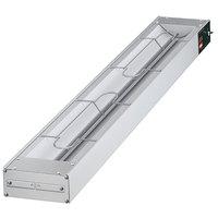 Hatco GRA-72 72 inch Glo-Ray Single Infrared Warmer with Infinite Controls - 208V, 1275W