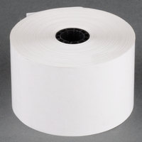 1 3/4 inch x 230' Thermal Cash Register POS Paper Roll Tape - 50/Case