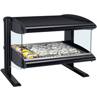Hatco HXMH-24 LED 24 inch Horizontal Single Shelf Merchandiser - 120V