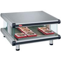Hatco GR2SDS-48 Glo-Ray Designer 48 inch Slanted Single Shelf Merchandiser - 120V