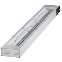 Hatco GRA-72 72 inch Glo-Ray Single Infrared Warmer with Toggle Controls - 208V, 1275W