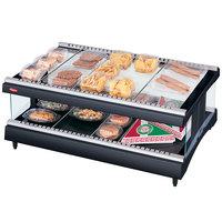 Hatco GR3SDH-39 Glo-Ray 39 inch Horizontal Single Shelf Heated Glass Merchandising Warmer - 1493W