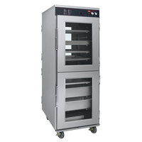 Hatco FSHC-17W2D Flav-R-Savor Two Door Pass-Through Humidified Holding Cabinet - 208V
