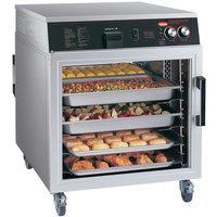 Hatco FSHC-6W2 Flav-R-Savor Six Slide Pass-Through Portable Half Size Holding Cabinet