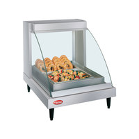 Hatco GRCDH-1P 20 inch Glo-Ray Single Shelf Merchandiser with Humidity Control - 660W