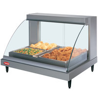 Hatco GRCDH-2P 32 inch Glo-Ray Single Shelf Merchandiser with Humidity Control - 1210W