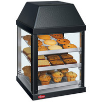 Hatco MDW-2X Two Door Mini Display Warmer with Three Shelves - 470W
