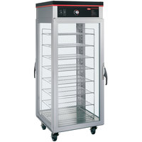 Hatco PFST-2X Flav-R-Savor 8 Rack Pass-Through Pizza Holding Cabinet - 120V, 1767W