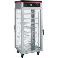 Hatco PFST-2X Flav-R-Savor 8 Rack Pass-Through Pizza Holding Cabinet - 120V, 1767W