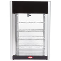 Hatco FDWD-2X Flav-R-Fresh Two Door Heated Display Cabinet with Humidity Control and Multi-Purpose Rack - 120V, 1420W